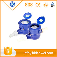 Alibaba hot sales competitive price 15mm-20mm water meter with high quality