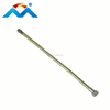 MINGXUN Stainless Steel Threaded Connection Metal Water Pipe