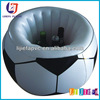 PVC Inflatable Football Ice Bucket
