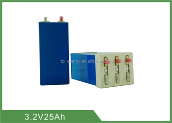 Hot sale High quality 3.2V 25Ah lifepo4 battery cell for battery pack