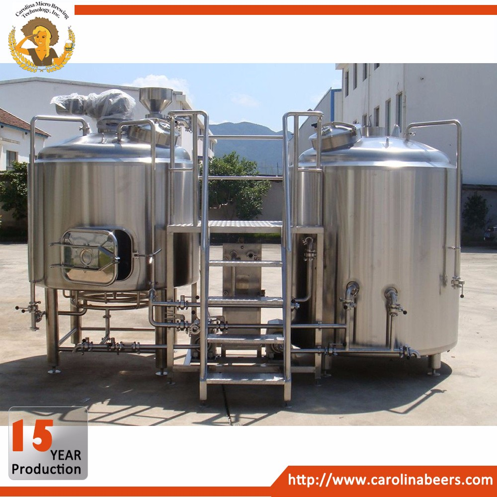 Good quality pilot brewing system