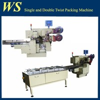 Automatic Double Twist Confectionery Wrapping Machine