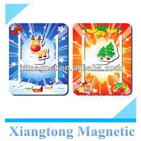 Chrismas Gift Patent Magnetic Photoframe with Memo Holder/New Style Magnetic Photo Frame