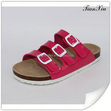 Hot Selling New Design fashion slippers 2012