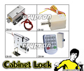 Access control Lock Mini Electric Lock Small Cabinet Lock
