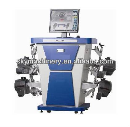 SWAC-30 price of wheel alignment machine