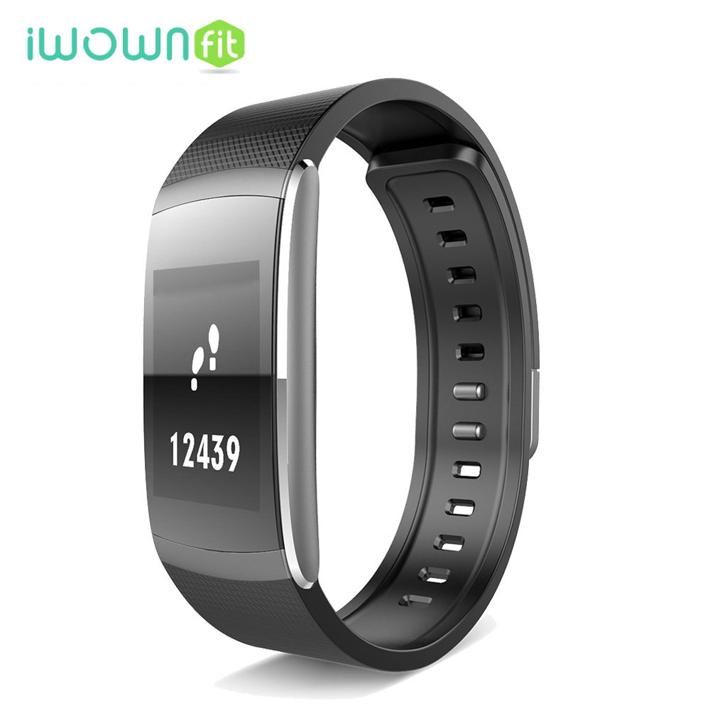 Original iwown I6 PRO Gesture Control smart Wristbands Smart bracelet with Bluetooth 4.0 Smartband Sleep Monitor Smart