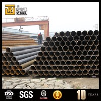 helical submerged arc welding hsaw steel pipe , spiral steel tube price , ssaw spiral steel tubes