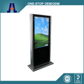 43inch freestanding interactive information kiosk with good price and smart design (HJL-1005B)