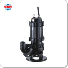 Hengbiao WQ Series pumps company large industrial centrifugal city sewage waste water big capacity submersible motor pump price