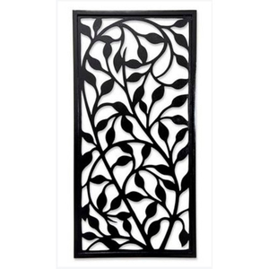 China Custom Laser Cut Metal Wall Screen Panel Decorative