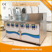 Outdoor Commercial IC Card and Coin 300W purified reverse osmosis water vending machine