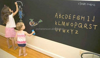 Popular Classroom Home Office decoration self adhesive chalkboard blackboard wall stickers