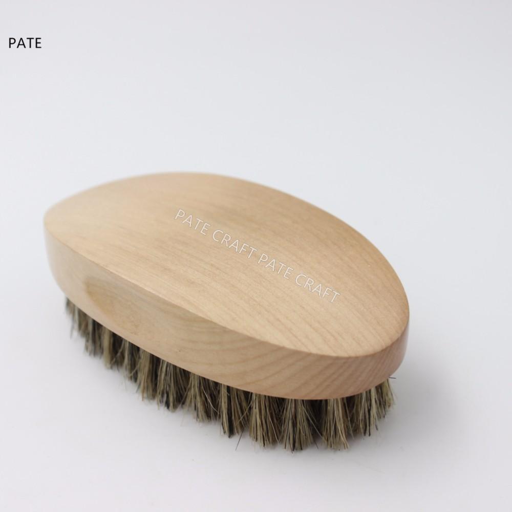 wood handle boar bristle beard brush buy beard brush. Black Bedroom Furniture Sets. Home Design Ideas