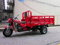 Hot selling 250cc Best three wheel cargo motorcycles