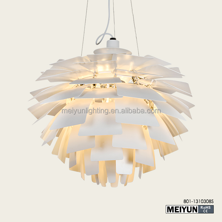 moderne replik aluminium lampe ph artischocke pendelleuchte kronleuchter produkt id 1893311951. Black Bedroom Furniture Sets. Home Design Ideas