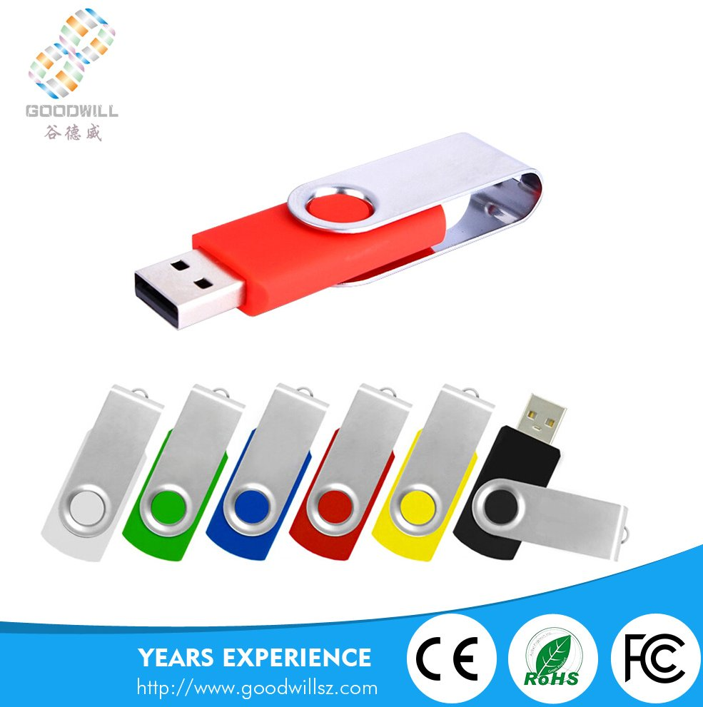 Cheap 1gb 2gb 4gb 8gb 16gb 32gb usb 2.0 swivel usb flash drive stick memory pen drive ,free color custom