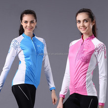 Fation Custom women Long Sleeve specialized cycling clothing