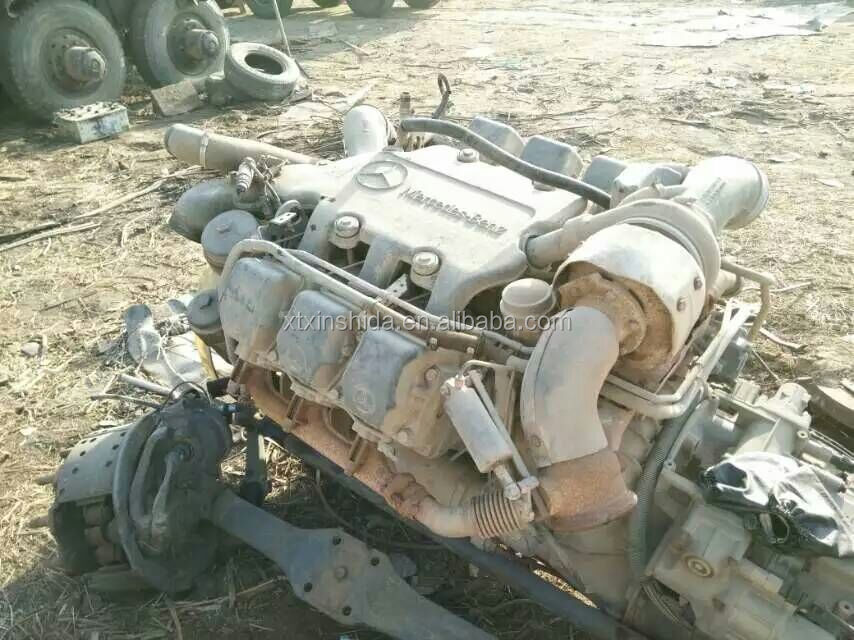 Used OM501LA Engine for MB Truck FOR SALE