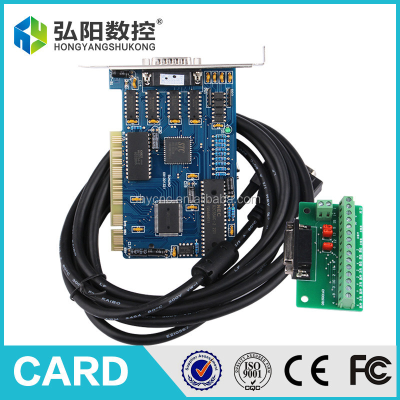 3/4 axis cnc controller card for HY cnc woodworking machine
