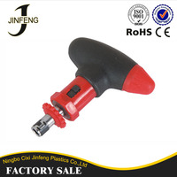 Reasonable price well sale zhejiang oem t shape handle flat screwdriver