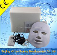 New promotion led face whitening and lightening led photon facial mask