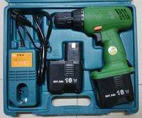 battery industrail grade waterproof electric drill charged electric drill,+1 battery+1charger