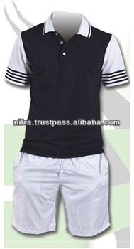 Good Quality Short Sleeve Designed Tennis Wear for Sale