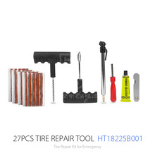 High Quality Tubeless Tire Repair Car Tool And Tyre Repair Equipment And Car Repair Tool Kit