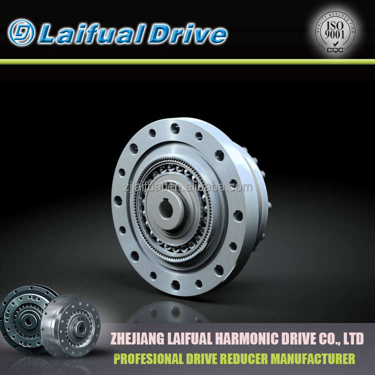 Zero Backlash SHF Harmonic Drive Gear Speed Reducer