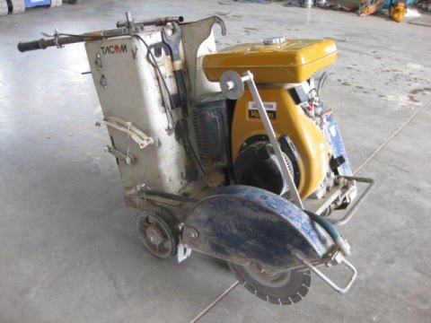 Japanese Used Concrete Saw TCC33
