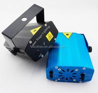 DIHAO mini laser stage lighting show/mini laser light show projector/mini laser disco lights effect