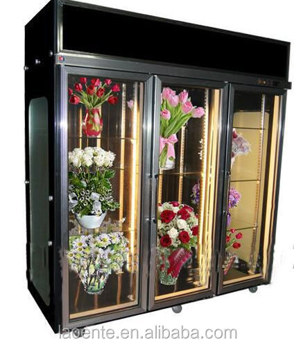 Laoente Keep Fresh Flower Display Cooler