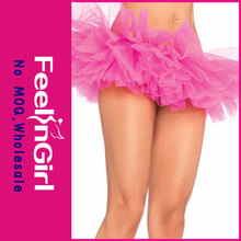 Hot Sexy Ladies No Moq Rose Pink Tutu Sex In Petticoat