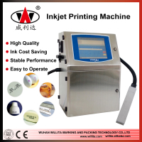 Time/Date/Number/character inkjet printer/coding/printing machine with CE certificate