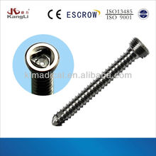 Orthopedic full-threaded screws,Triangle locking screws