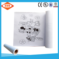 Paper Core Thermal Paper Roll FAX thermal paper