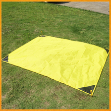 GBJY-1254 High Quality Ristop Nylon Beach Blanket Portable Waterproof Picnic Blanket For Aldi, High Quality Folding Picnic Mat