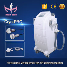4 in 1 cryo slimming machine frozen fat body shaping beauty equipment in alibaba