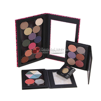 Variety shades silky smooth warm and cool stone High Pigmented Eyeshadow