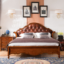Latest double bed designs teak wood king size beds