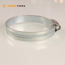 wholesale factory price small stainless steel hose clamp