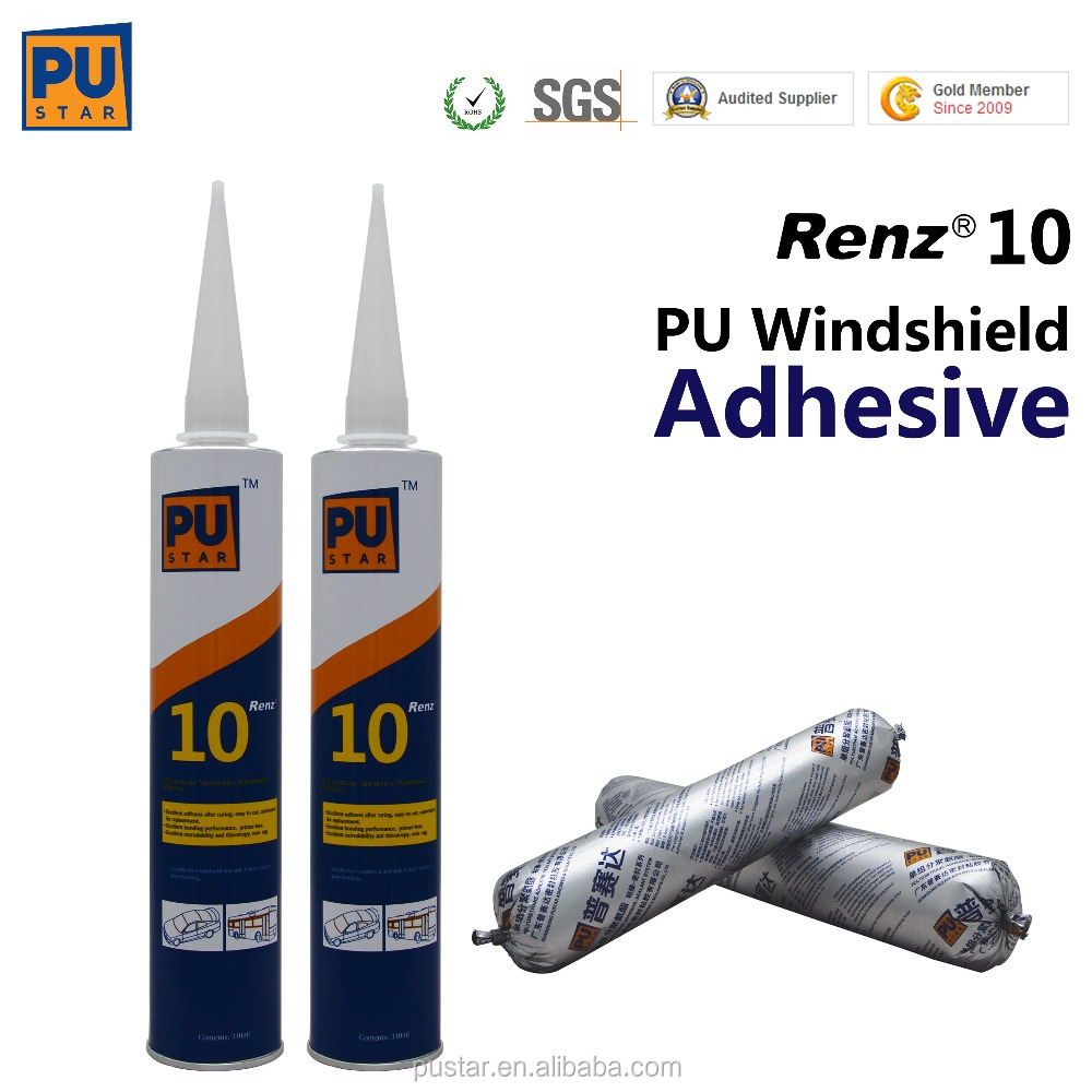 moisture curable automotive windscreen Polyurethane Glue