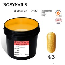 Factory Nails 1kg Bulk Supply Salon Quality Natural Dry clear nail polish