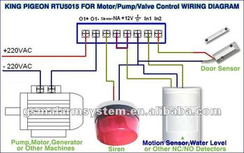 Remote NC NO Dry Contact Control Relay ON OFF,Remote Control Motor Stop,remote Start Machine by GSM Call,110VRelay,RTU5015