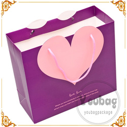 China supplier Custom handle gift bags