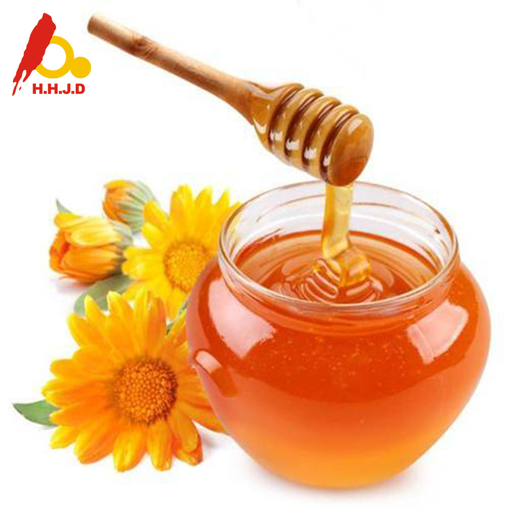 100 pure natural bee honey with best price and good quality