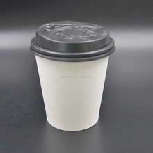 PE Coated paper coffee cup 400ml blank single wall paper paper coffee cups custom