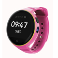 Bluetooth Wearable wifi sos gsm smartwatch gps tracker kids smart watch