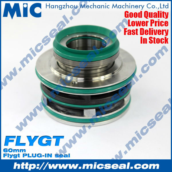 Swedish Water Pump Mechanical Seal for Flygt Pumps